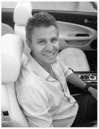 MrCarCoach car finders - Nick Johnson, founder