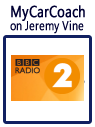 MyCarCoach interview on the BBC Radio 2 Jeremy Vine Show